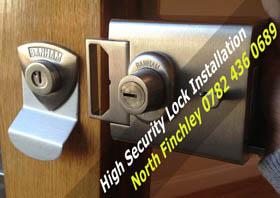 North Finchley Emergency Burglary Door Repair