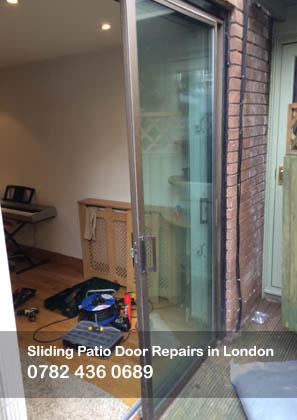 Garden Sliding Glass Door Repairs