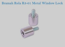 Bramah Rola R3-01 Metal Window Lock
