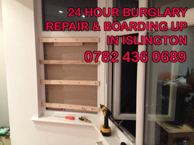 Burglary Repair In Islington