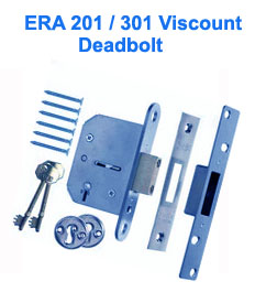 ERA 201 / 301 Viscount Deadbolt - ABC Locksmiths