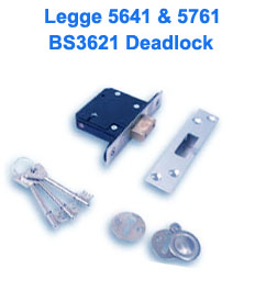 Legge 5641 and 5761 Deadlock - ABC Locksmiths